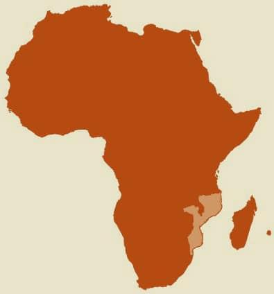 Rondreizen vakanties Mozambique - Mozambique op de kaart