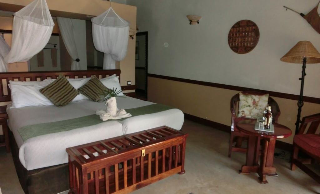 Chobe Safari Lodge - Slaapkamer