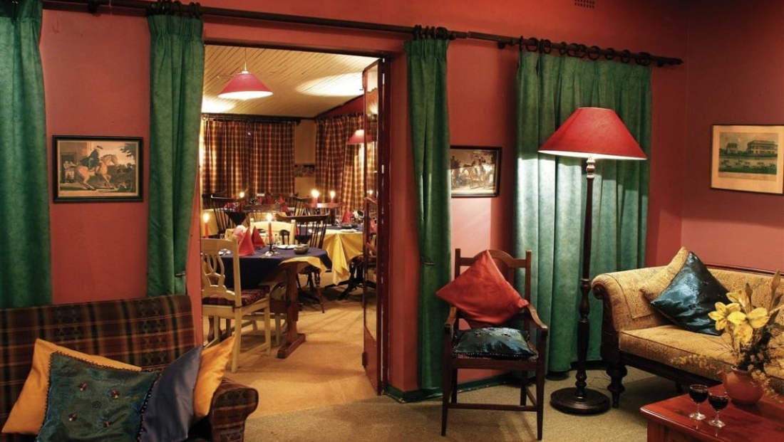 Foresters Arms - lounge - restaurant