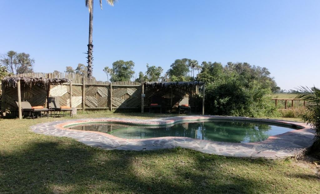 Gunns Camp - Zwembad