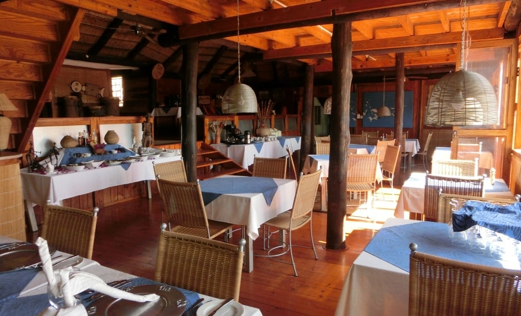 Kubu Lodge - Restaurant