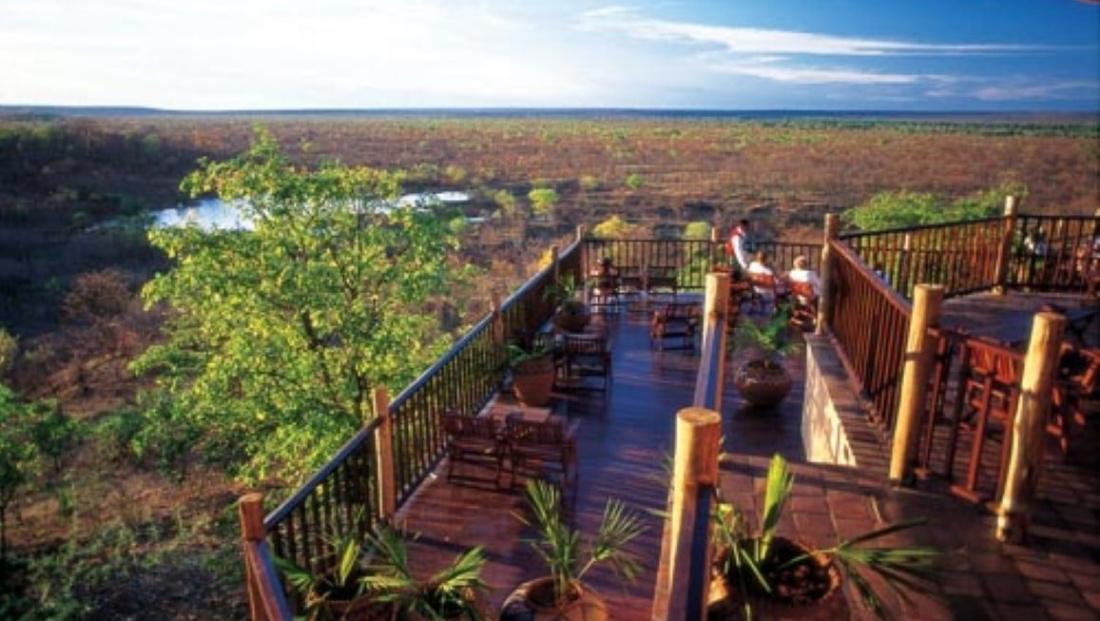 Victoria Falls Safari Lodge (1)
