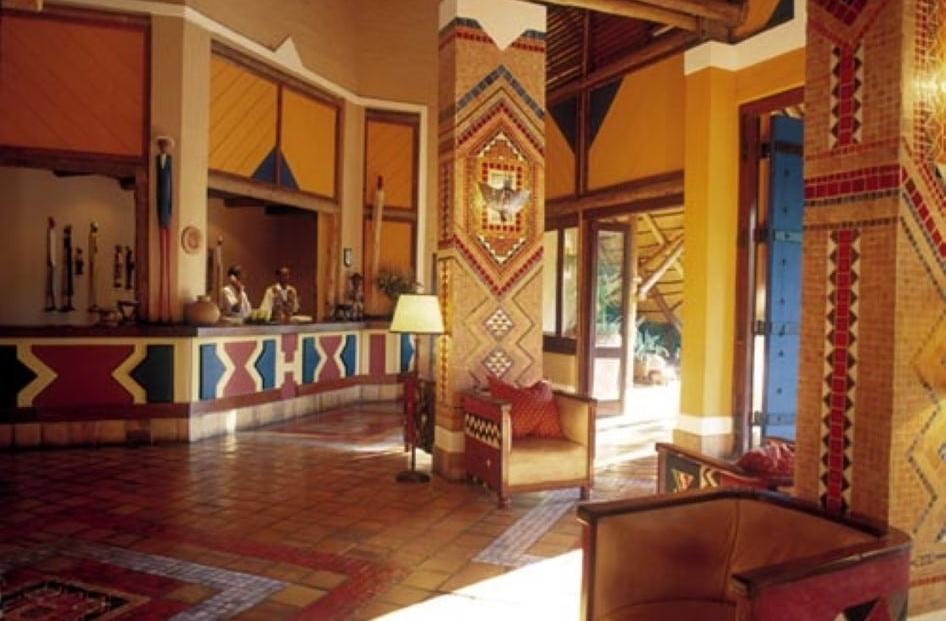 Victoria Falls Safari Lodge (7)