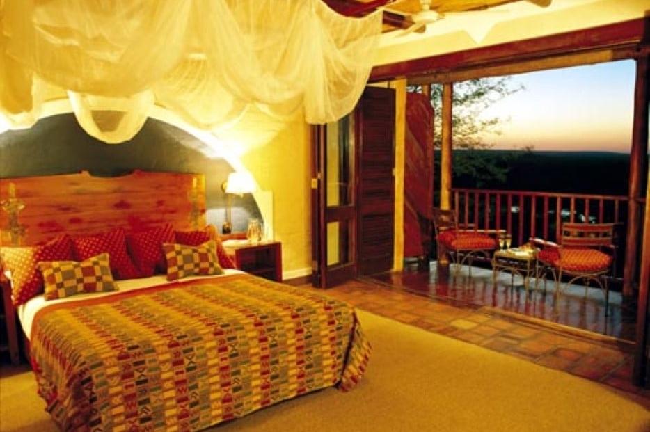 Victoria Falls Safari Lodge (9)