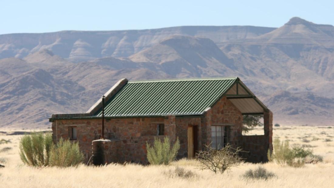 A Little Sossus Lodge - Huisje in de natuur