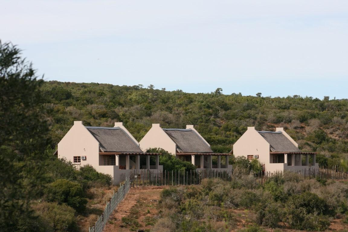 Familiereizen Zuid-Afrika: Accommodatie oplossingen voor familiegroepen.