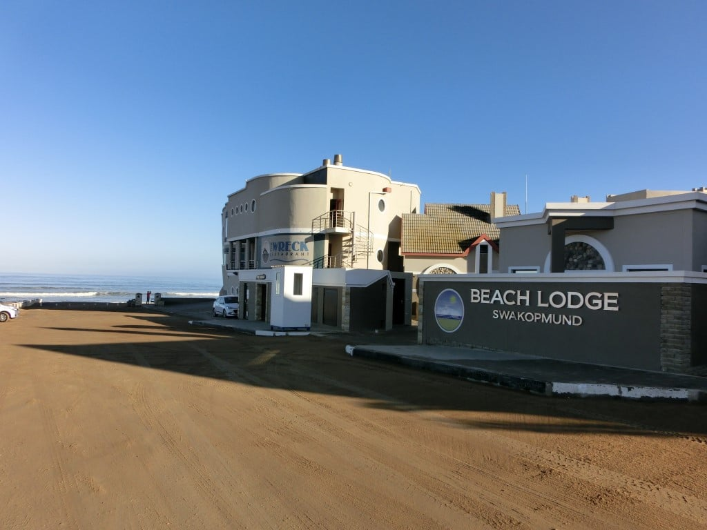 Beach Lodge - Entree