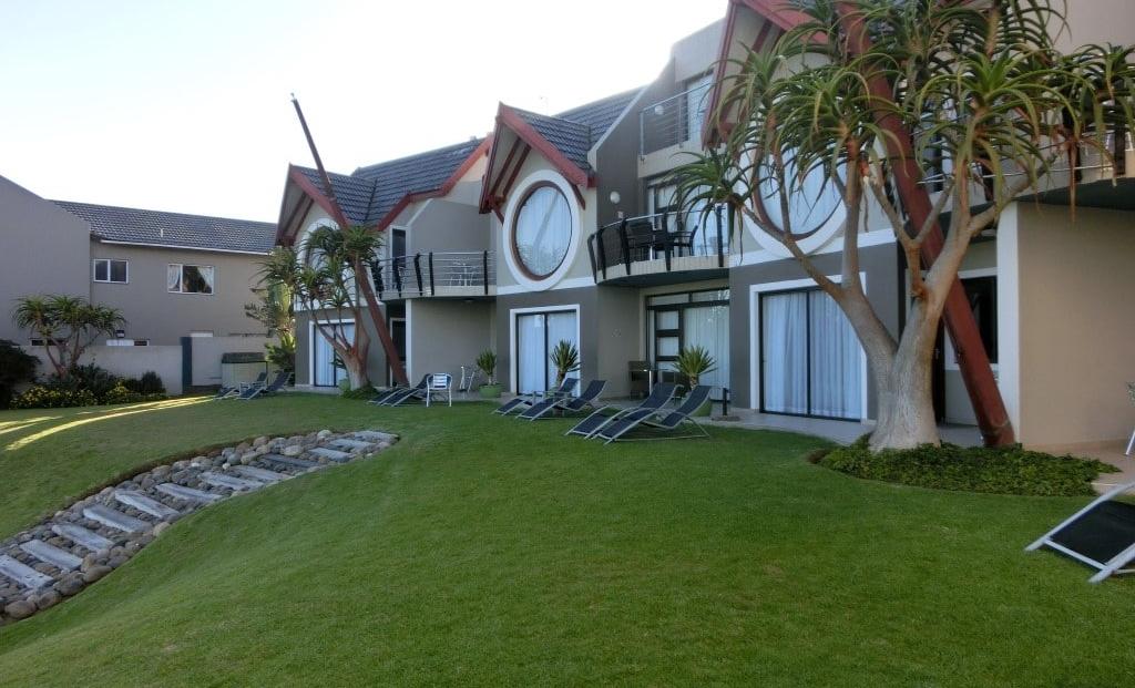 Beach Lodge - Kamers naast elkaar