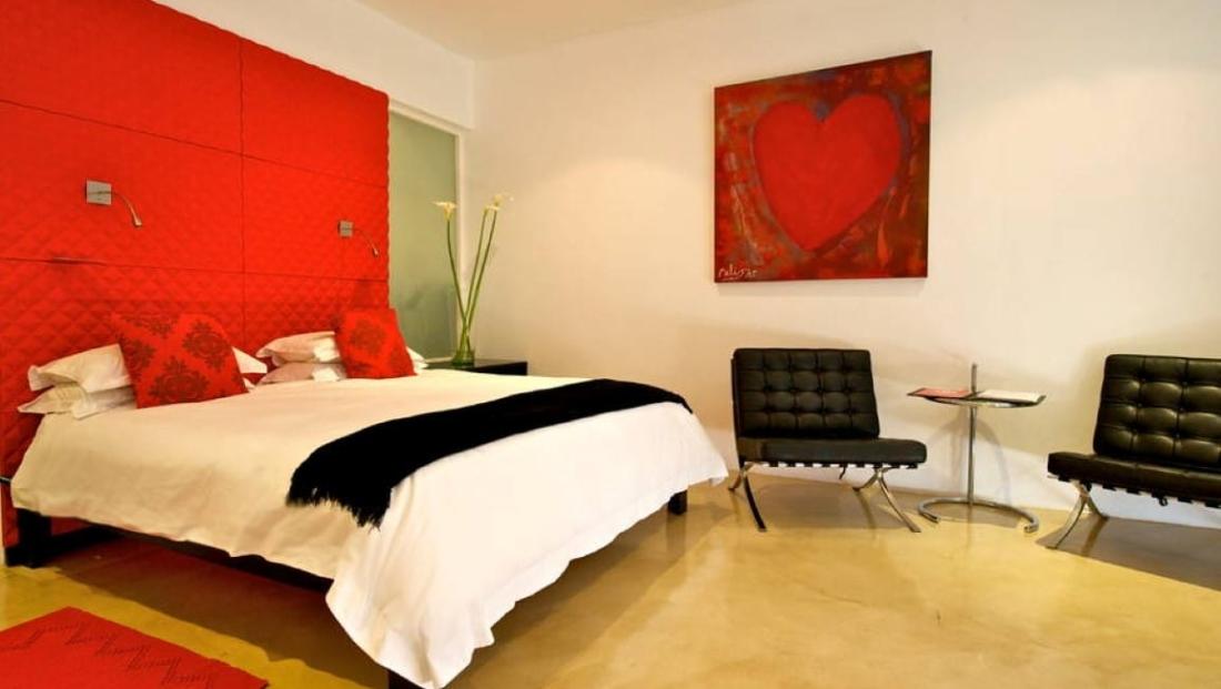 Bloomestate - slaapkamer