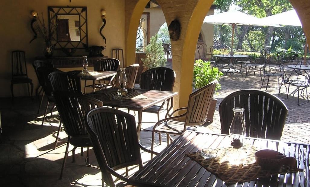 Bohms Zeederberg - restaurant
