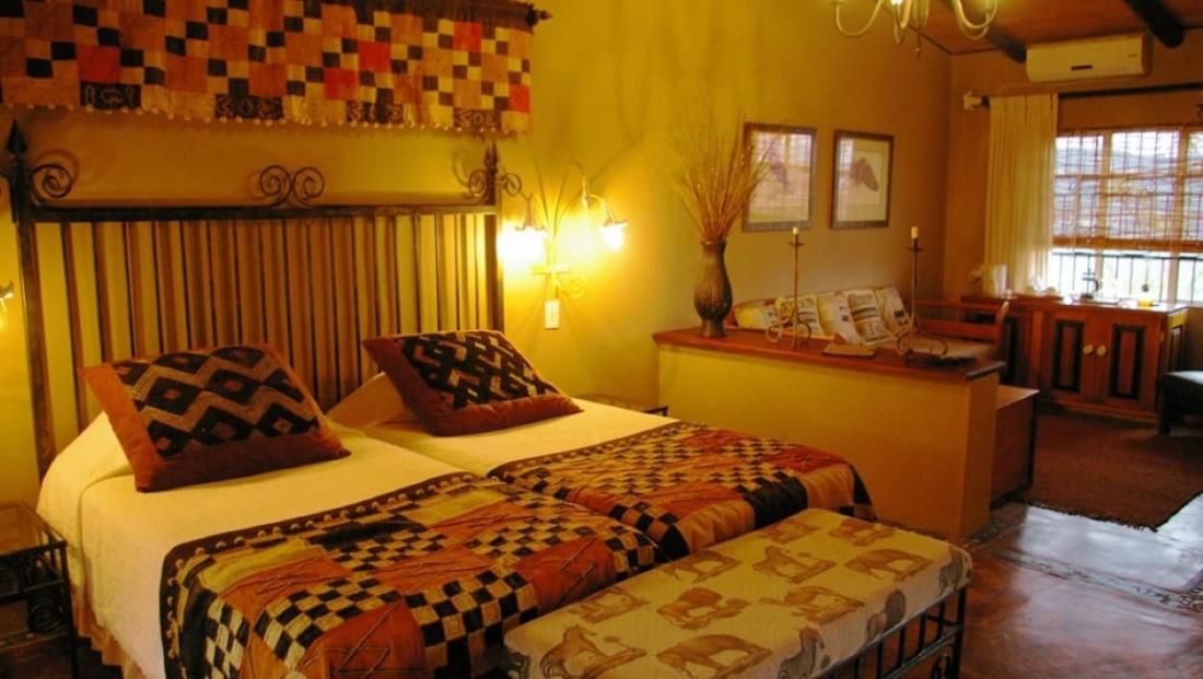 Bohms Zeederberg - slaapkamer