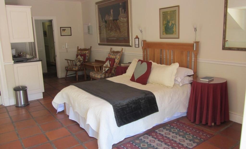 Caledon Villa - slaapkamer