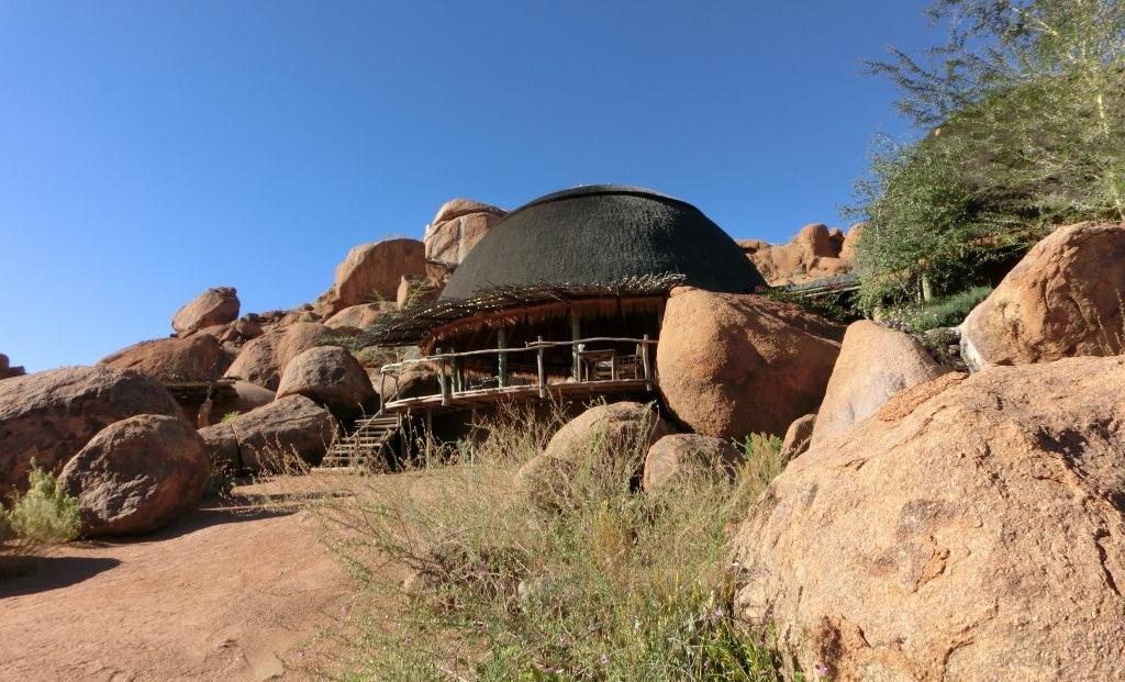 Camp Kipwe - Hoofdgebouw