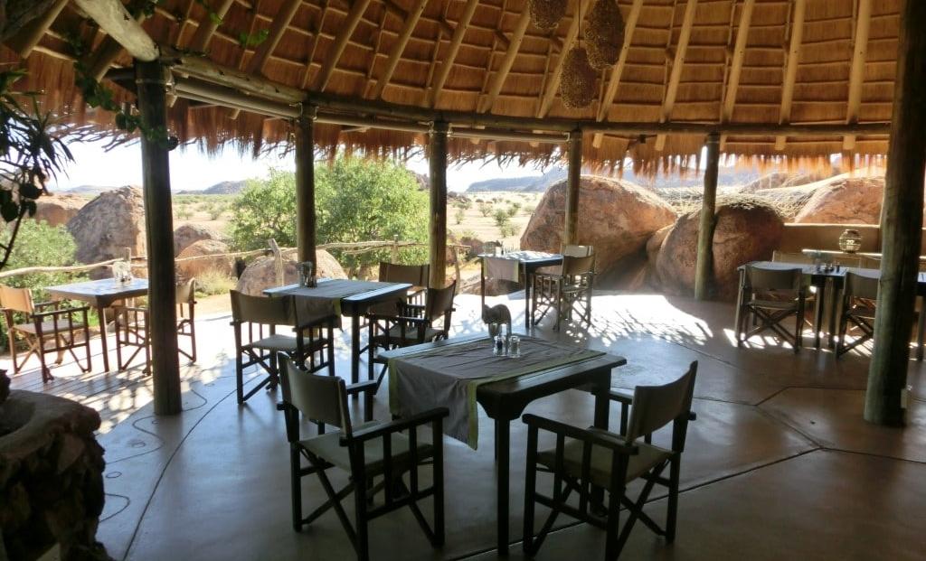 Camp Kipwe - Restaurant