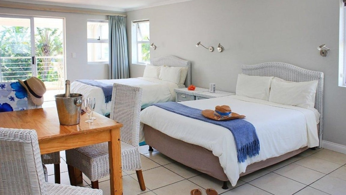 Cape St Francis - slaapkamer