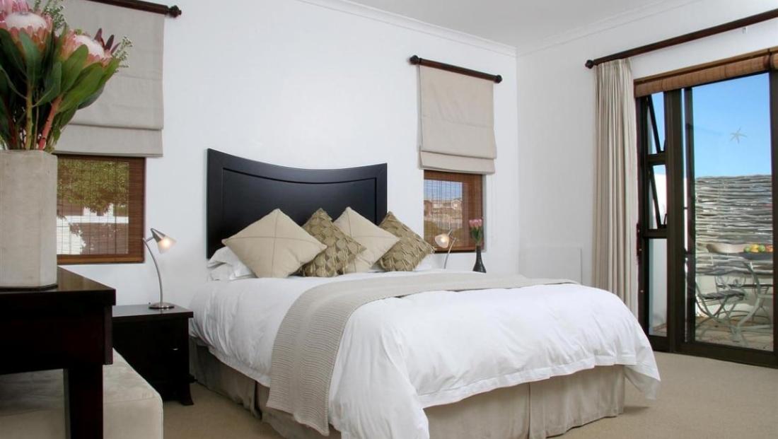 Cliff Lodge - slaapkamer