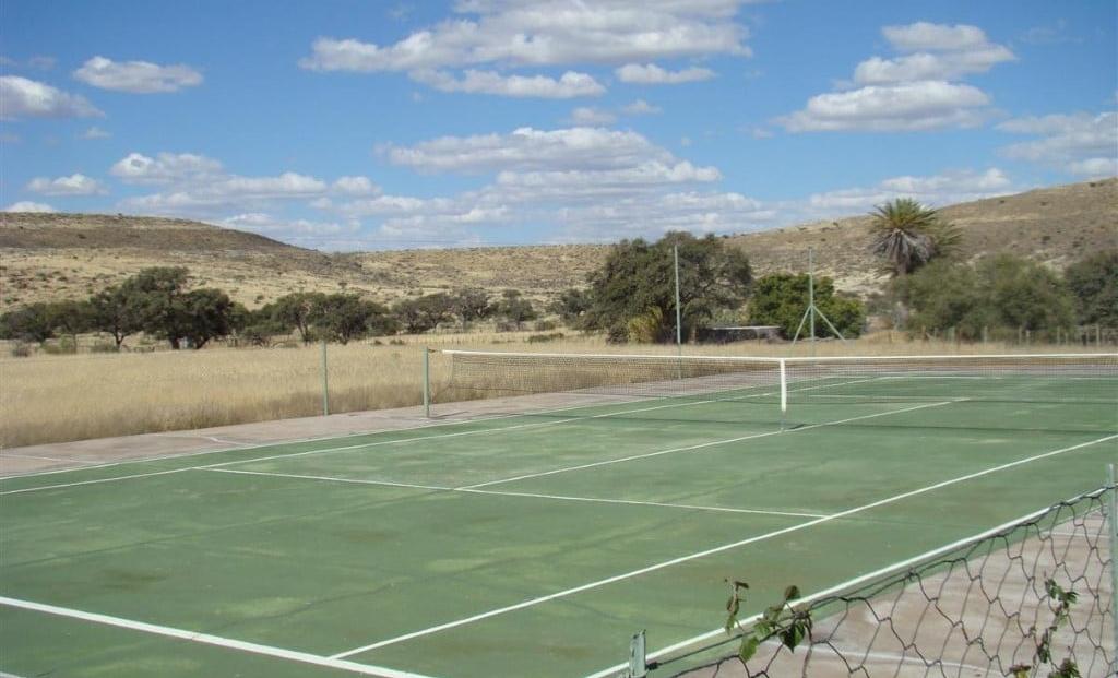 Dabis Guest Farm - Tennisbaan