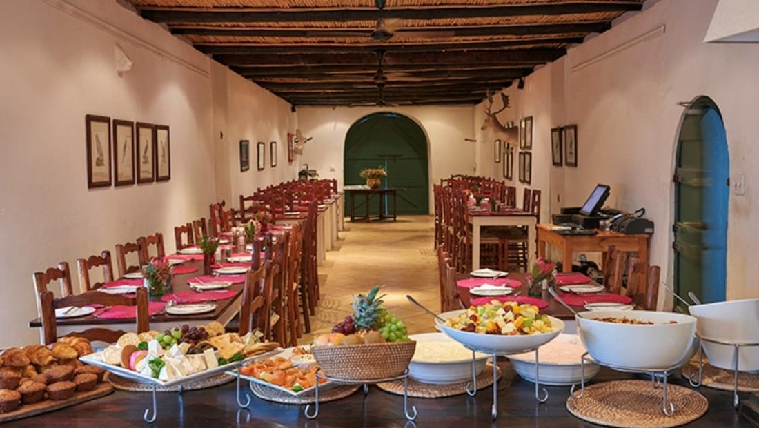 De Hoop Nature Reserve - restaurant