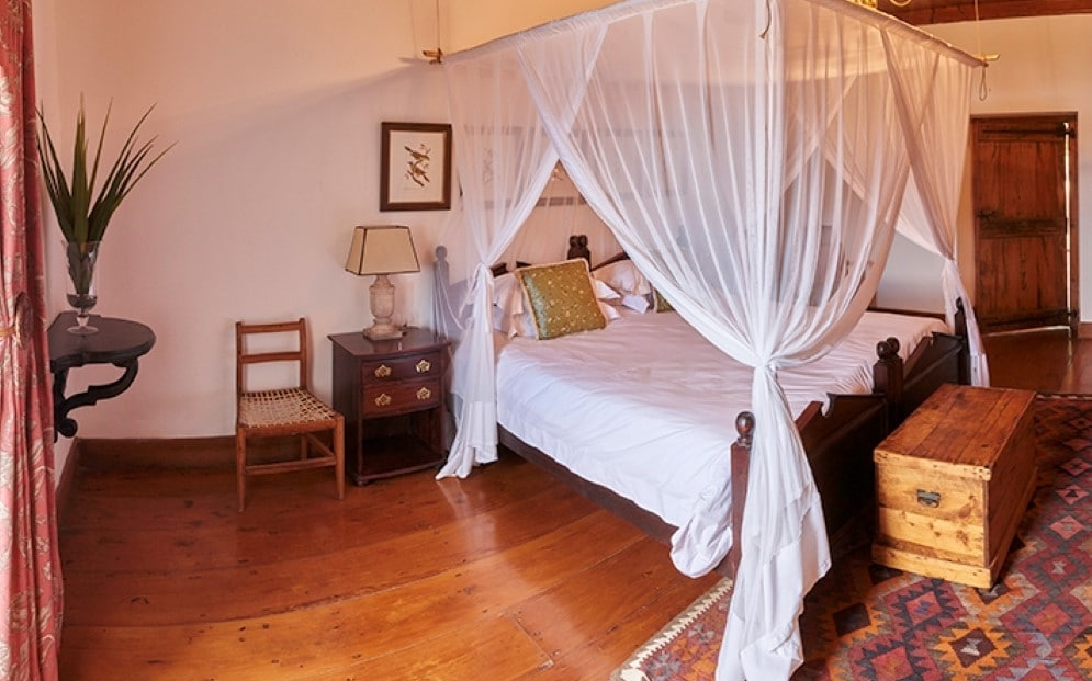 De Hoop Nature Reserve - slaapkamer