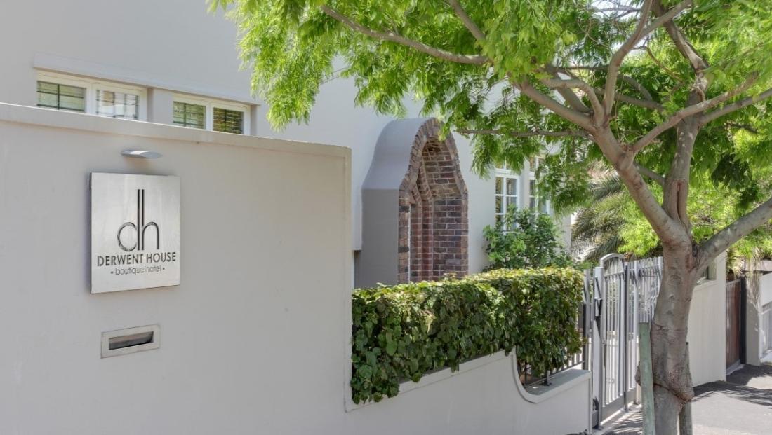 Derwent House - entree