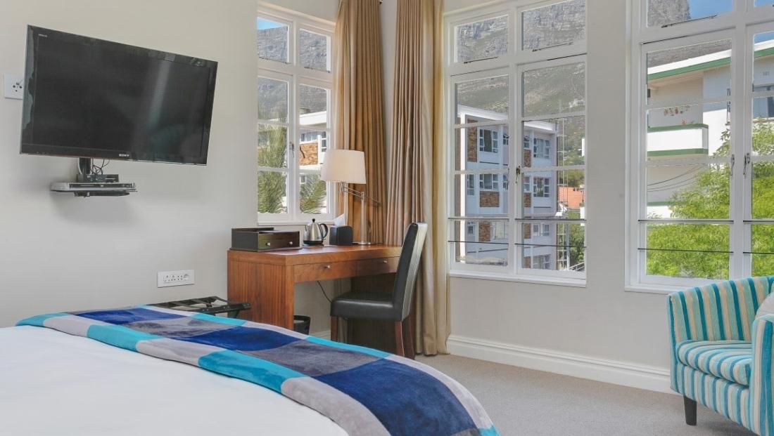 Derwent House - slaapkamer