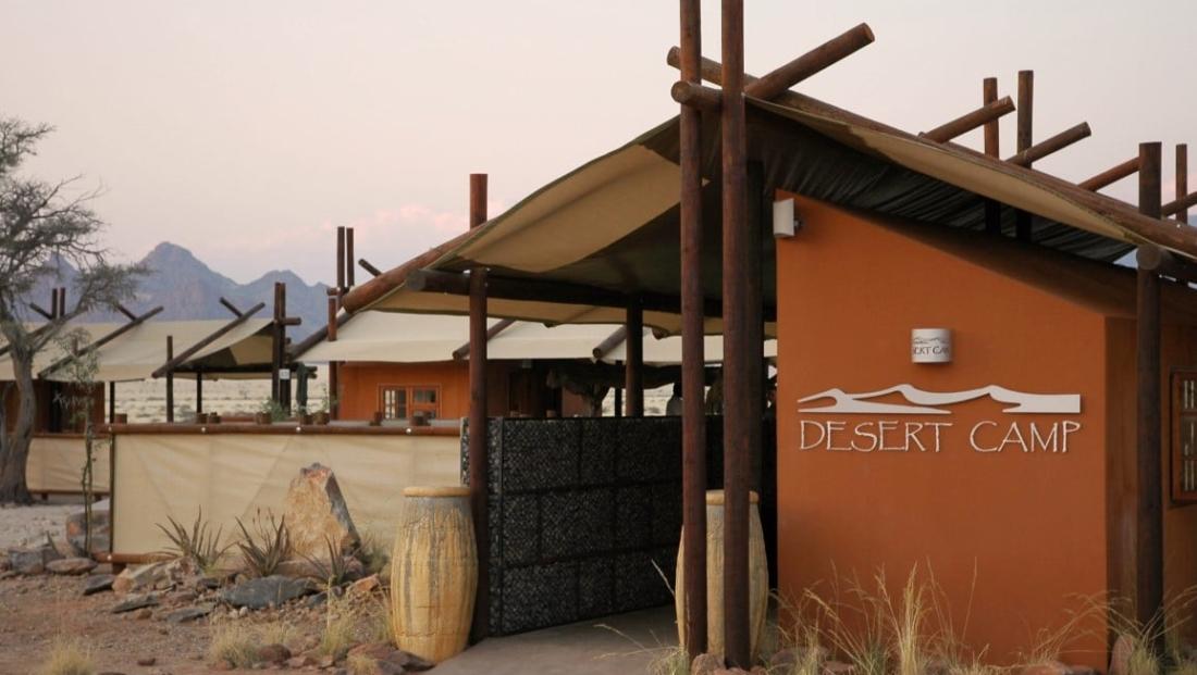 Desert Camp - Entree