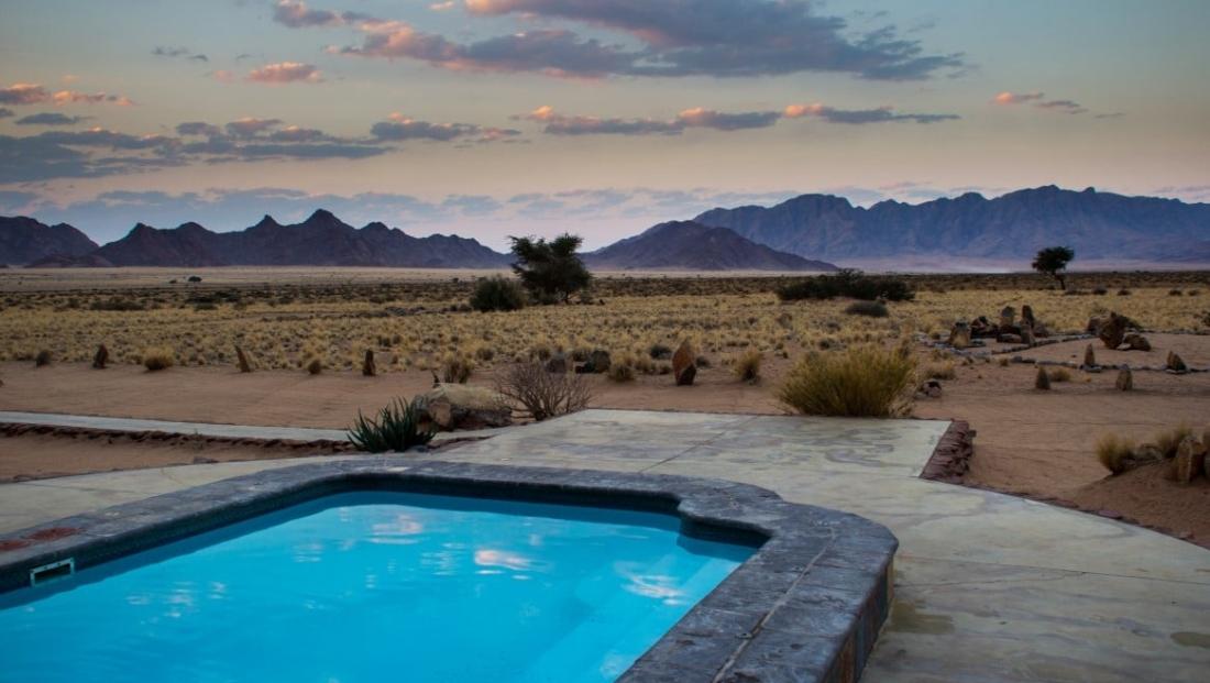 Desert Camp - Zwembad