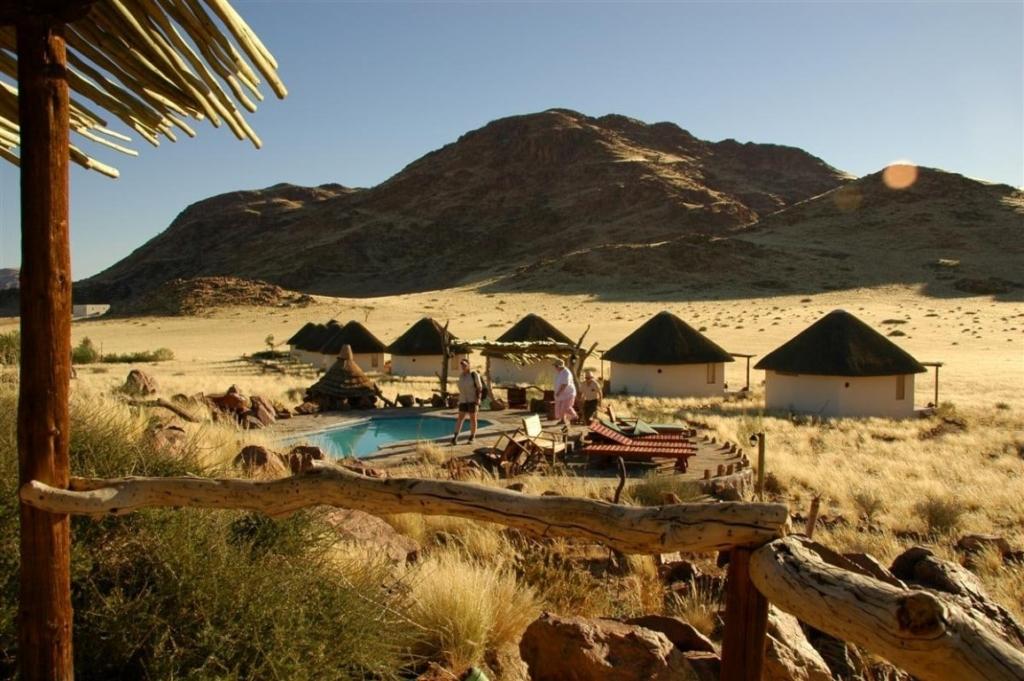 Desert Homestead, Sossusvlei, Namib Naukluft Park, Namibië - De Sossusvlei in het Namib Naukluft Park