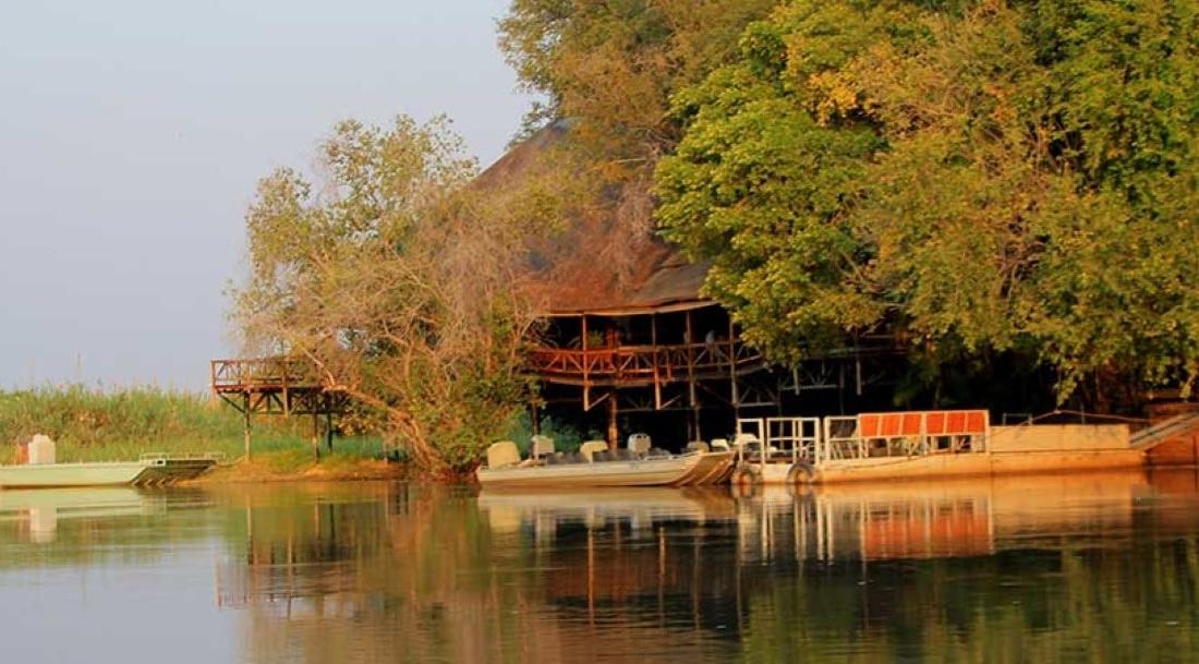 Drotskys Cabins - Lodge aan de rivier