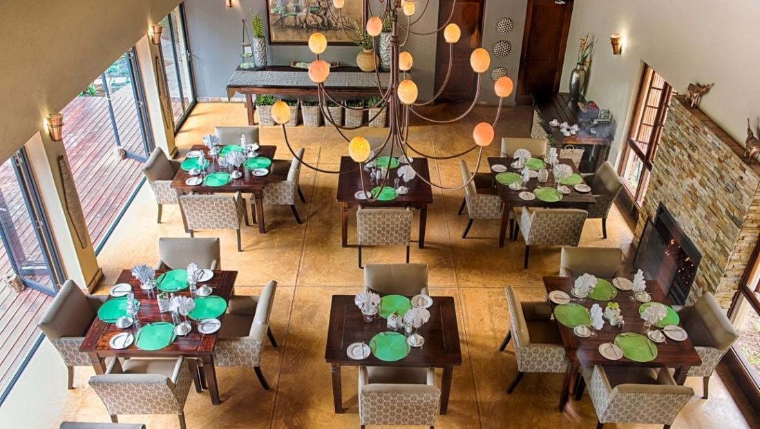 Elephant Plains - restaurant
