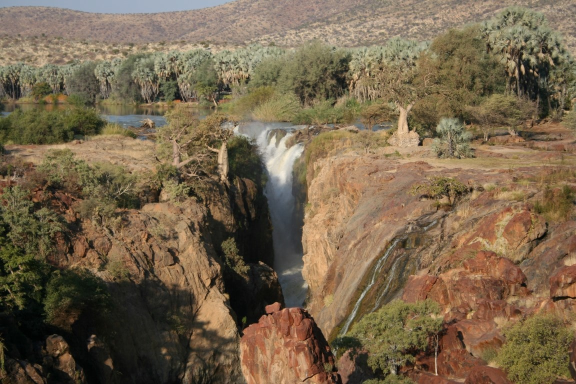 Epupa Falls - Waterval