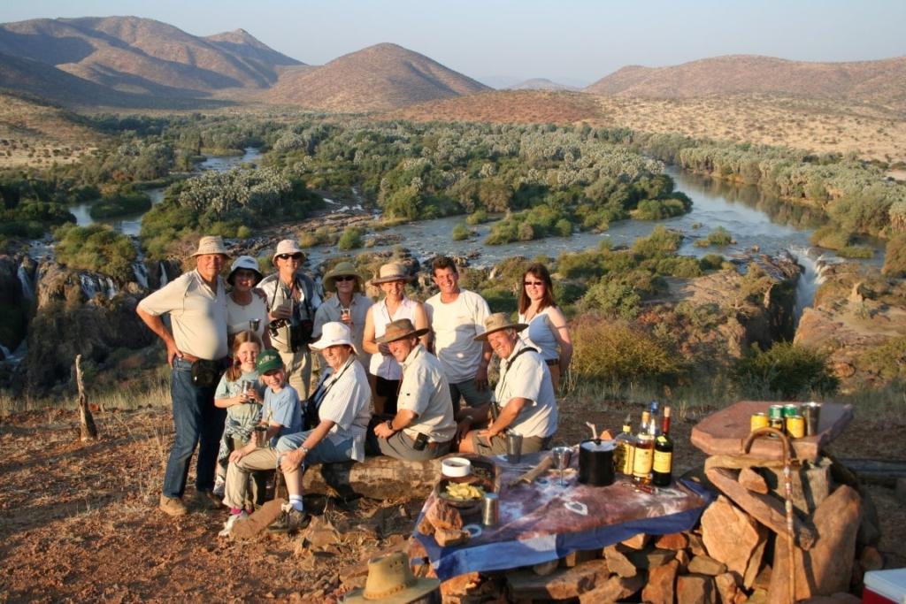 Epupa Falls - Safari met kinderen