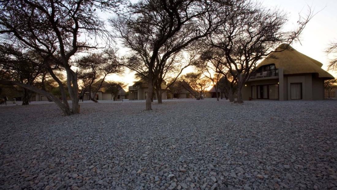 Etosha National Park - huisjes