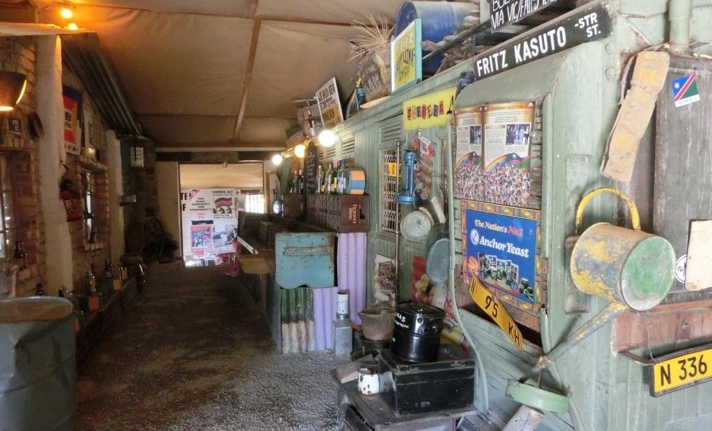 Etosha Safari Camp - bar
