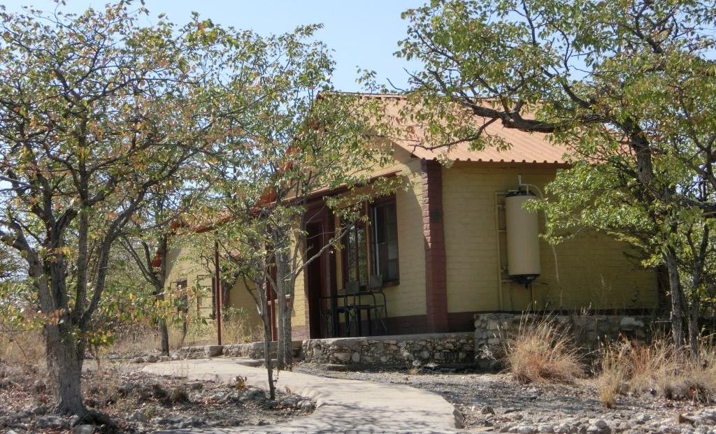 Etosha Safari Camp - huisje