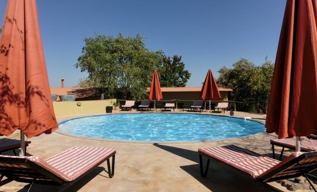 Etosha Safari Camp - zwembad