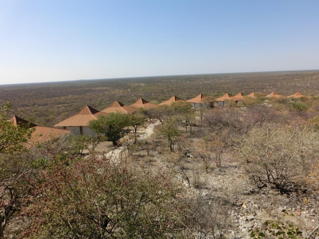 Etosha Safari Lodge - huisjes