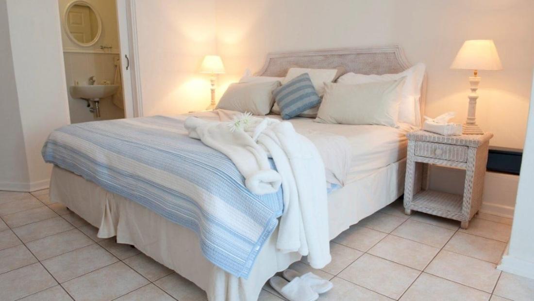 Fairlight Beach House - slaapkamer