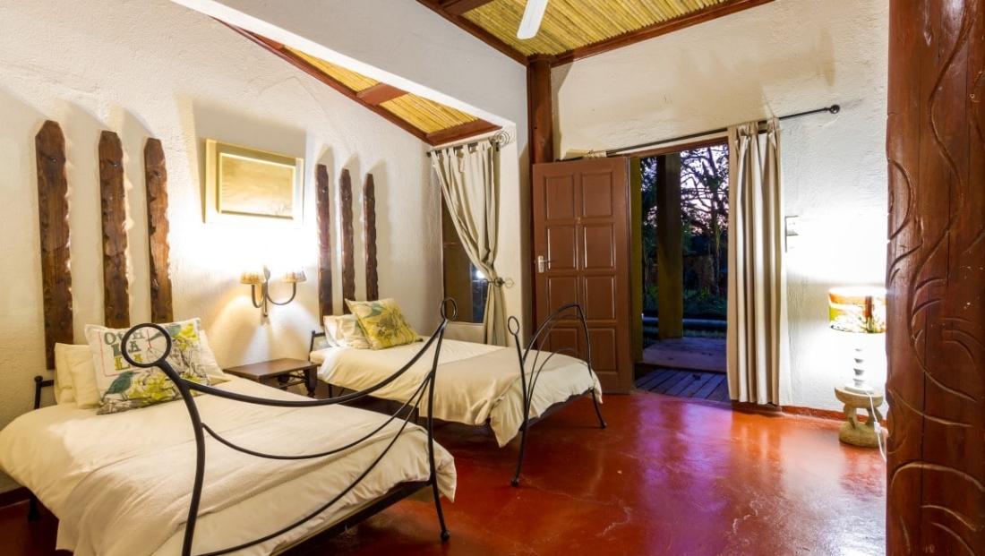 Gecko Lodge - slaapkamer