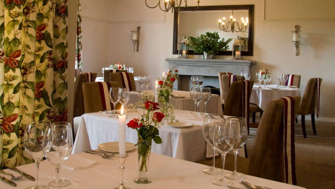 Glen Avon Lodge - restaurant