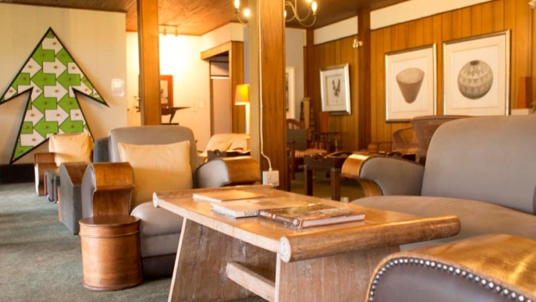 Graskop Hotel - lounge