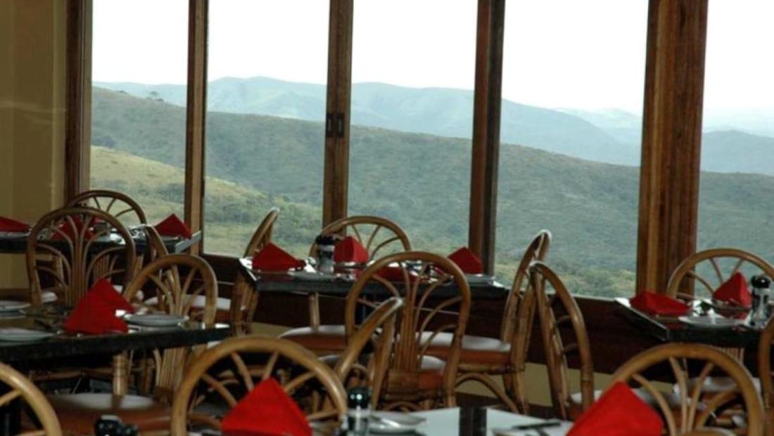 Hluhluwe-Imfolozi Hilltop Camp - restaurant