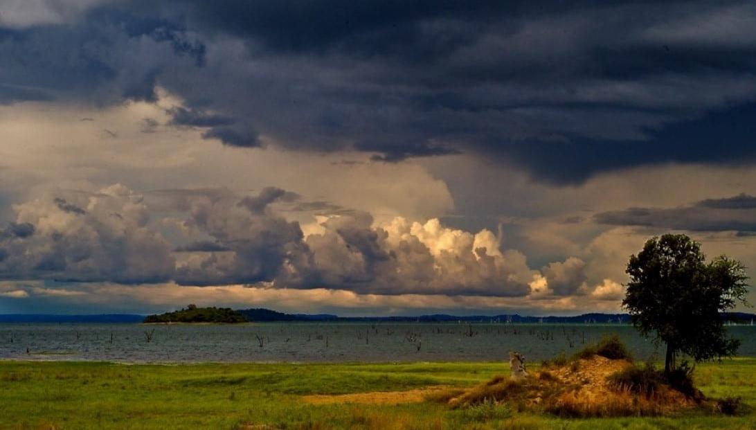 Hippo Bay Bush Camp - uitzicht