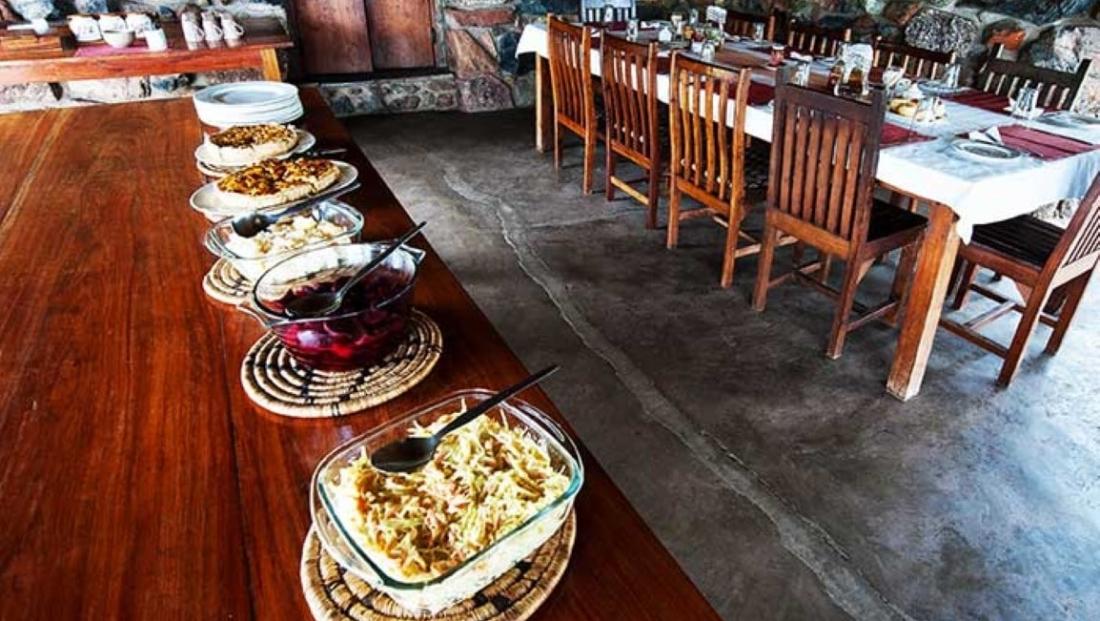 Hippo Lodge - restaurant