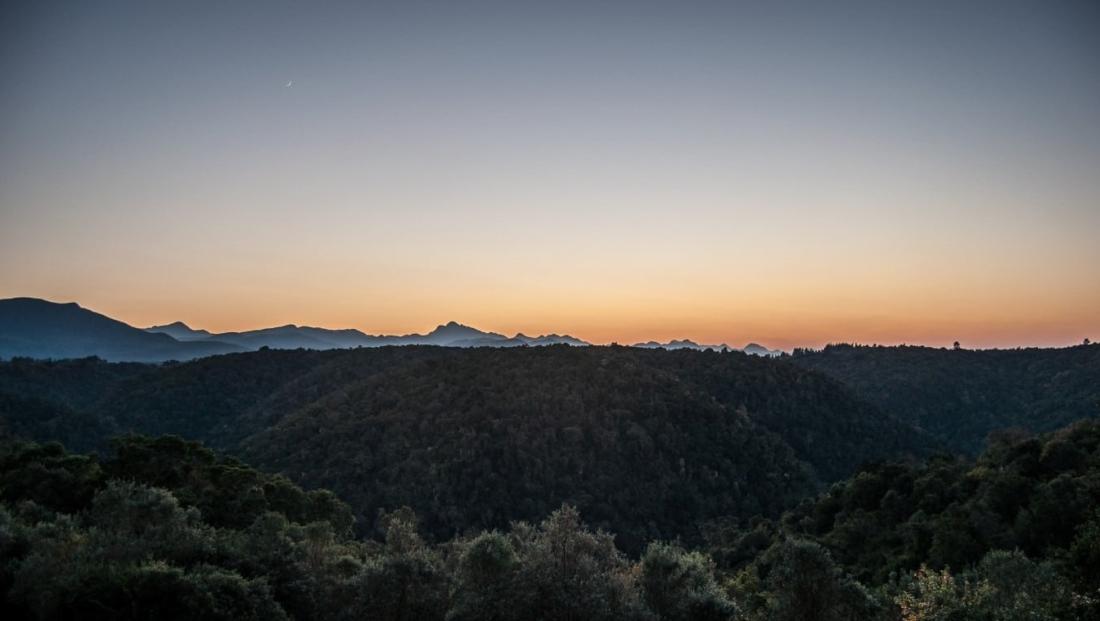 Hog Hollow Country Lodge - landschap