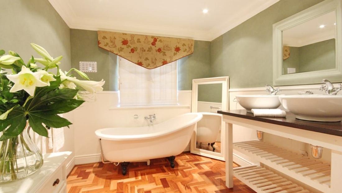 Houtkapperspoort - badkamer