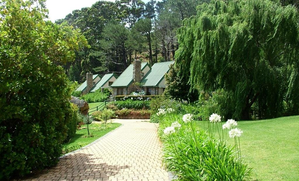 Houtkapperspoort - huisjes - tuin
