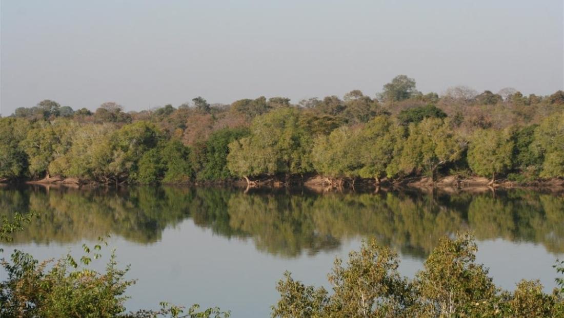 Kafue National Park - rivier