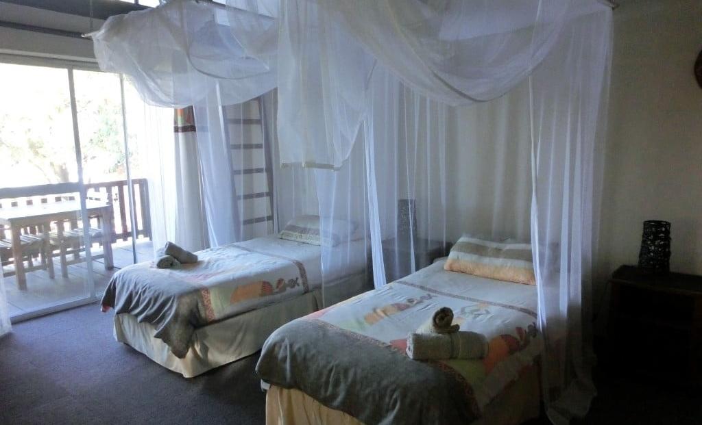 Kaisosi River Lodge - slaapkamer