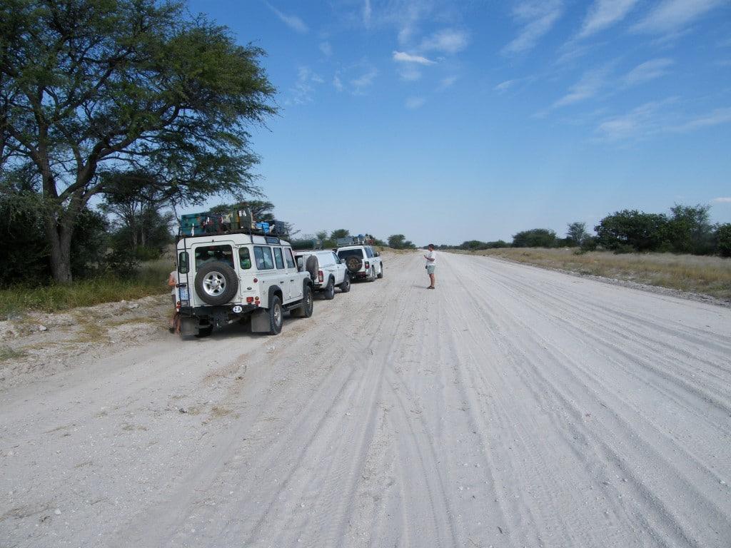 Kampeerreizen in Afrika - Reizen in konvooi